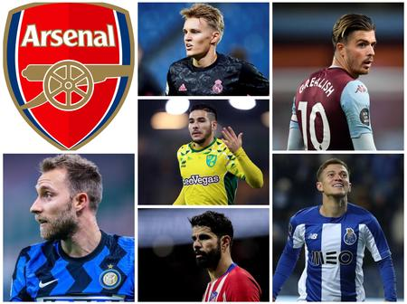 Arsenal Update: Latest on Odegaard, Eriksen and Otavio