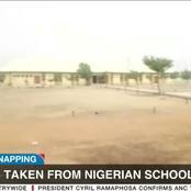 317 Girls taken from Nigerian school