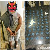 Nigeria man living in South Africa arrested, he was caught selling drugs to school children