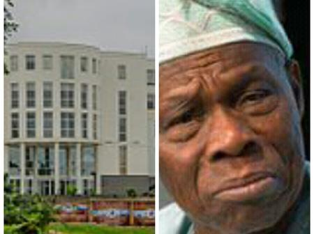 Check Out Photos Of Former President Obasanjo's Presidential Library That Has 153 Rooms And A Museum