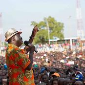 Raila Odinga Finally Talks About His Stand on the 2022 Presidential Race