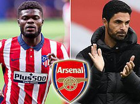 Atletico Madrid may not do business with Arsenal anymore. Here is what Arsenal did to sign Partey.