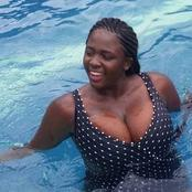 See stunning pictures of 10 busty Ghanaian celebrities [Photos]
