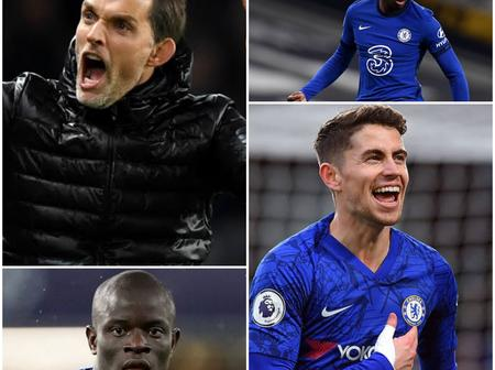 See 3 Chelsea Superstars Who May Not Be Available For Tomorrow's Match