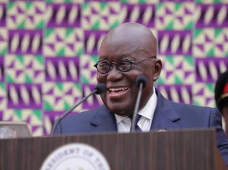 Nana Addo - Government sustained public sector occupations in spite of COVID-19 difficulties
