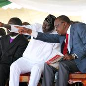End of Handshake? Blow to Raila After Uhuru Issued a Demand to be met if ODM Wants Nairobi DG Post