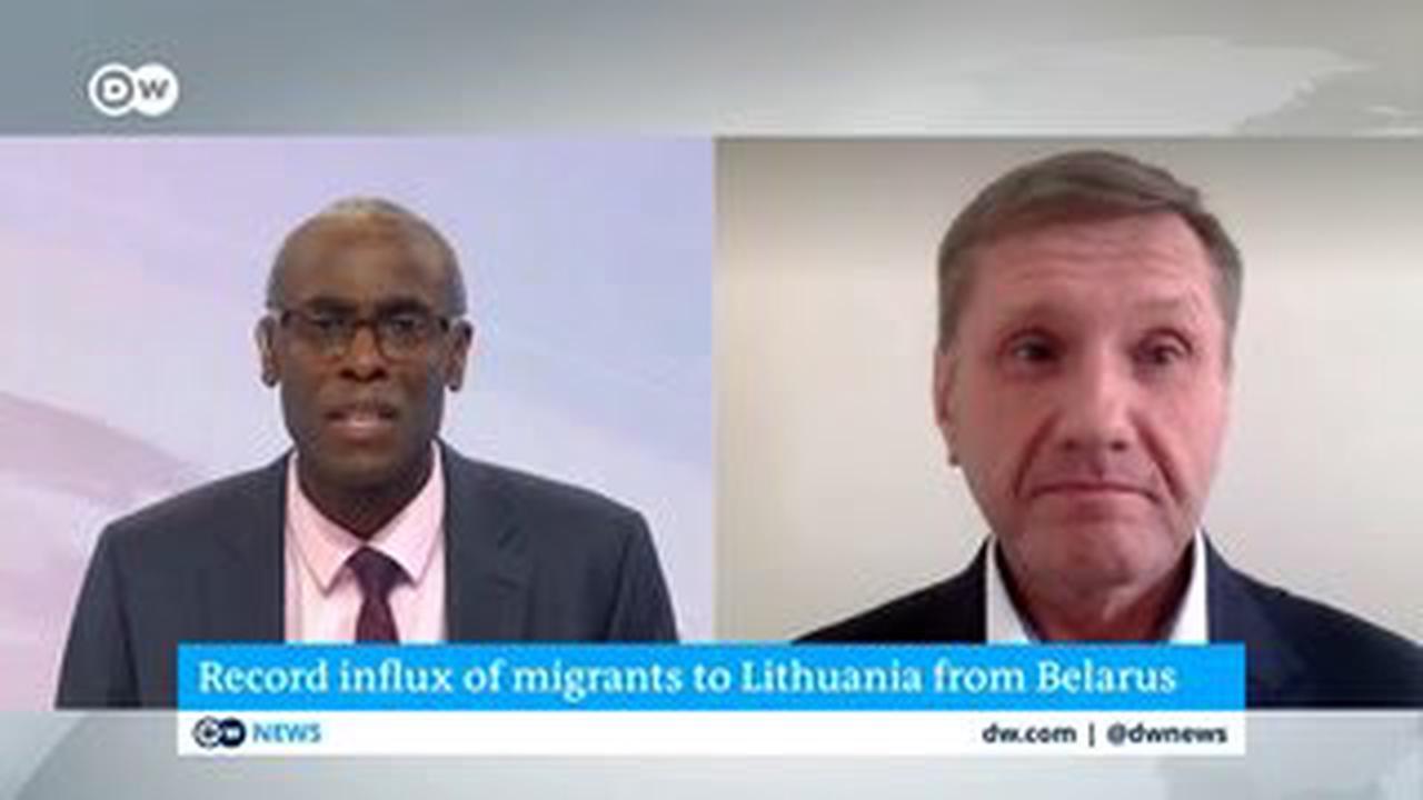 EU celebrates asylum offer to Krystsina Tsimanouskay to help athlete escape Belarus regime