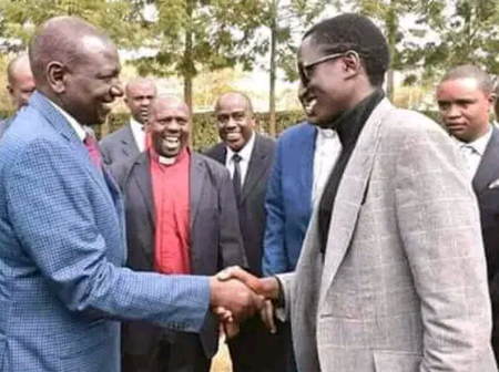 Speculations High as Politician Buzeki is Spotted With Musalia Mudavadi
