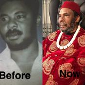 Check Out Recent Photos Of Pete Edochie As He Celebrates 74th Birthday.