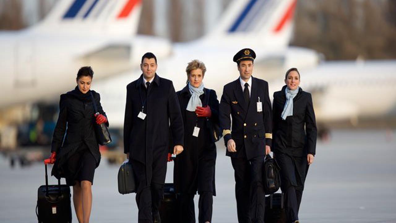 Air France : salaires préservés et solidarité