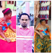 Reactions As Pastor Odumeje & Rita Edochie Allegedly Refuse To Forgive Ada Jesus
