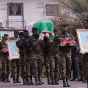 Armée ivoirienne : Hommage aux soldats morts au Mali