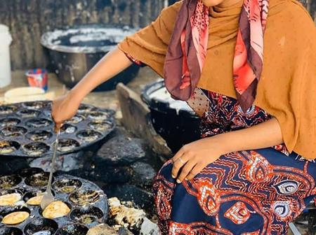Have You Seen The Pictures Of Kannywood Actress While Selling Masa? You Need To See These Pictures