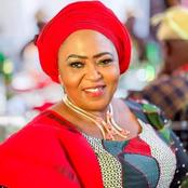 Meet Newly Elected PDP South West Women Leader, Wife of Late Oyo Political Warload