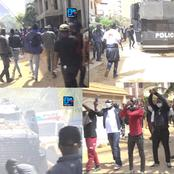 Révolte contre Macky Sall au Sénégal :
