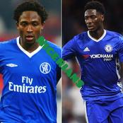 Apart from Victor Moses and Mikel, see two other Nigerians who played for Chelsea.