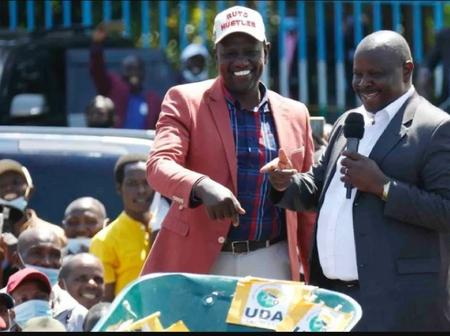Isaac Ruto's Advice Which William Ruto Turned Down And he is Now Regretting