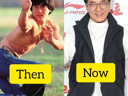 Actor Jackie Chan is 67 Years Old Today, Check Out His Throwback and Recent Photos
