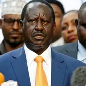 Kenyans Reacts After Raila And Mama Ida Hosted Top Nairobi Jubilee Politician, Shares Present Given