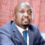 Moses Kuria's Hilarious Request To IMF