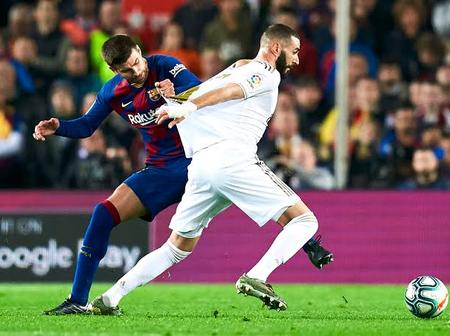 Key Players Missing As El Classico Is Reignited Tomorrow Here Is What To Expect