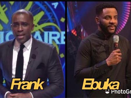 Who Would You Love To Host This Season's Big Brother Naija? Frank Edoho or Ebuka?