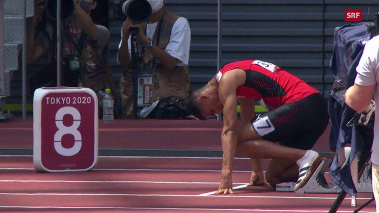 Leichtathletik-News aus Tokio - Petrucciani im 400-m-Halbfinal – Kugelstösserin Lijiao im Olymp