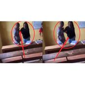 See What  Female Student Was Seen Doing To  Lecture
