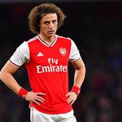 Europa League: David Luiz May Have Played His Last Game For Arsenal