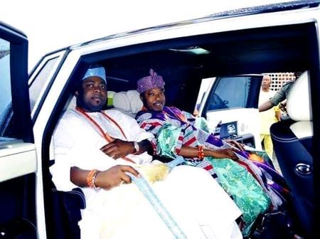 Oluwo Of Iwo Celebrates Birthday Of HRM Oba Saheed Ademola Yesterday.
