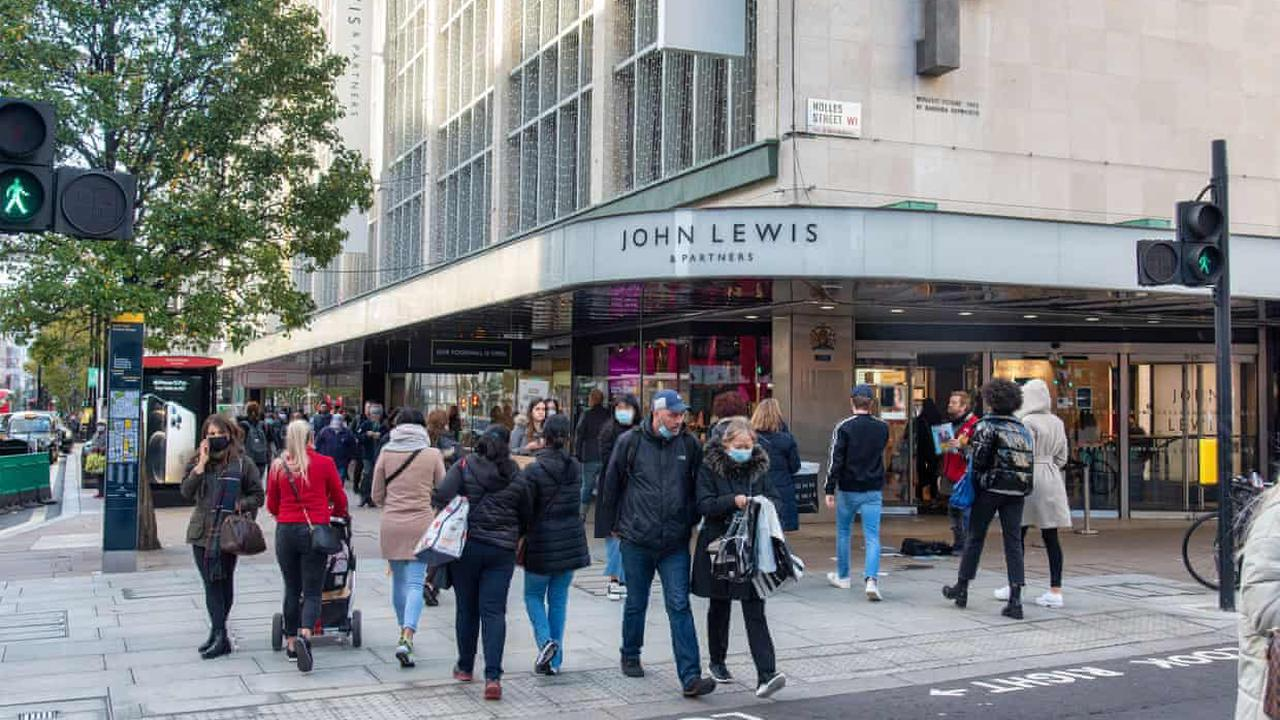 John Lewis to repay £300m Covid loan two months early