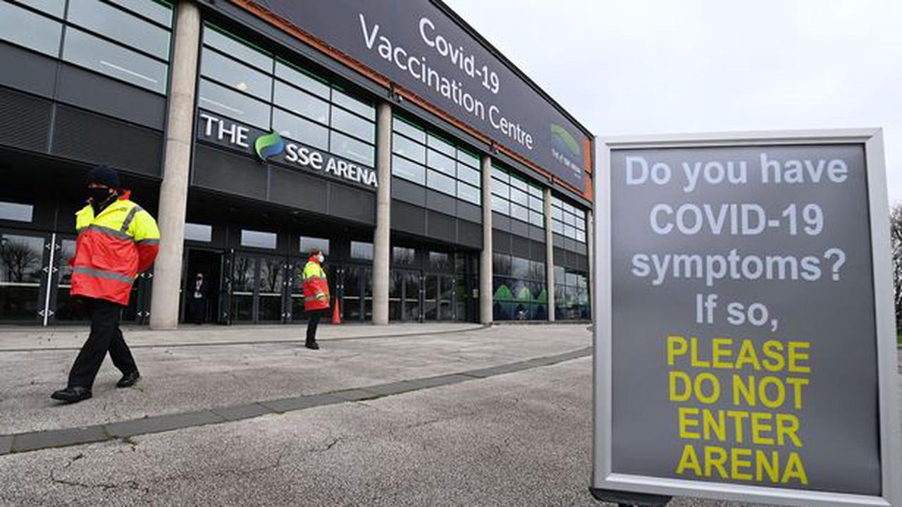 Coronavirus Northern Ireland: Vaccination roll-out extended to those aged 40-44-years-old