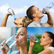 Do You Know That Drinking Water Cures Some Infections? Cure These 2 Infection By Taking Enough Water