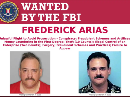 FBI offers $25,000 to anyone with useful information about a man who defrauded more than $9 million