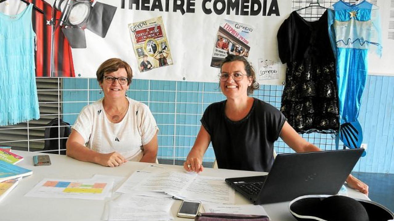 Tréméven - À Tréméven, c'est reparti pour les cours de théâtre!