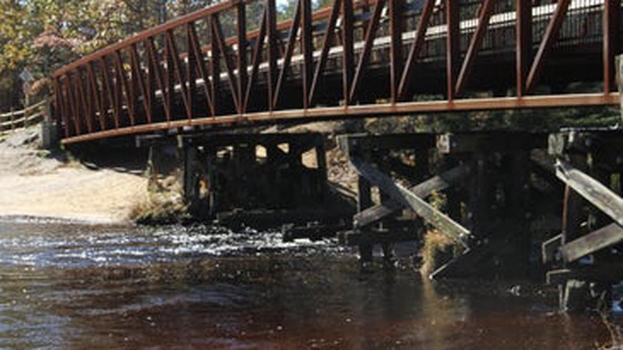 Barnegat Branch Trail Reopens In Berkeley