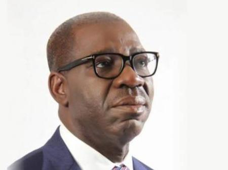 Obaseki reveals reason why Nigerians shouldn't blame Buhari for poor economy.