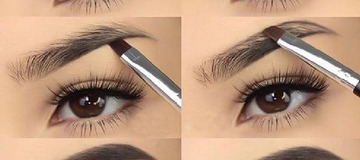 Four simple steps to have perfect eyebrows.