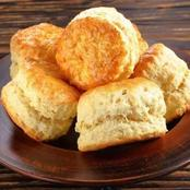 Here is how to make big soft scones - These scones are to die for