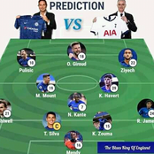 Finally Big London Derby Is Here: Chelsea's Killer Lineup, Play Maker And New Captain Revealed