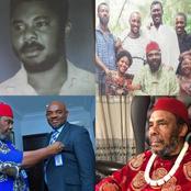 Photos As Nollywood Actor, Pete Edochie, Celebrates 74th Birthday