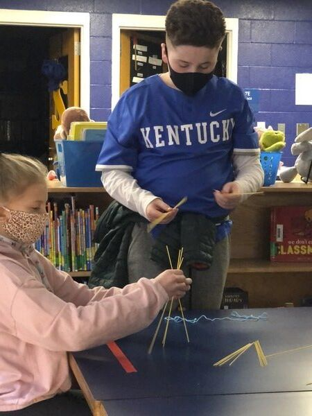 Students Build Spaghetti Towers In Stem Challenge Opera News