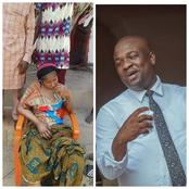 More Pictures Of Igbo Man Who Promised To Help Ada With Any Amount For Her Treatment