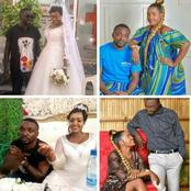 Beautiful Photos Of The Man Who Wore Jean Trouser And Dashiki On His Wedding Day