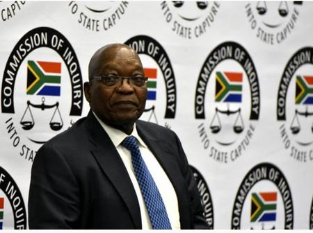 The Zondo Commission takes charge on Mpofu for Gordan