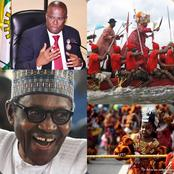 Chiet Timipre Sylva reveals reasons why the president, Buhari loves the Ijaw people