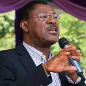 Ruto Will Win If You Continue With This Behaviour, Wetang'ula Warns