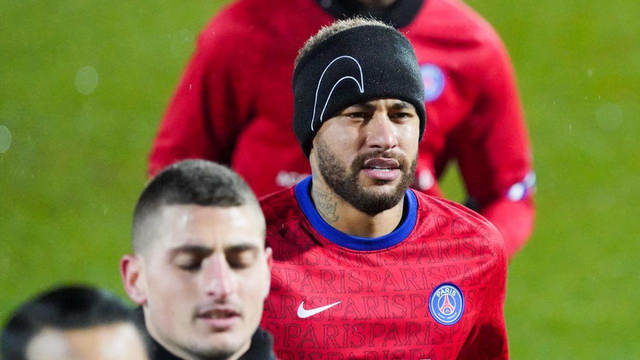 PSG : Neymar a pris le large avec Verratti... et il a bien profité !