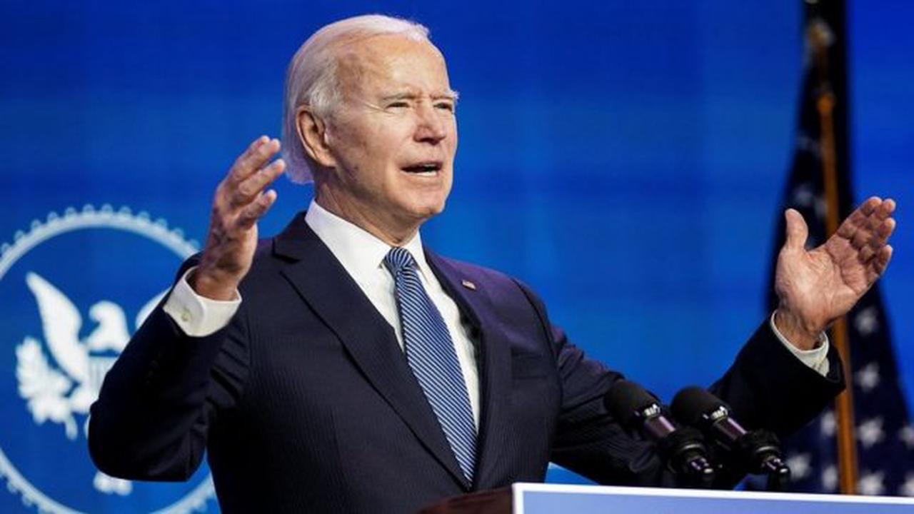 Biden ready for first day in office, amid high security alert