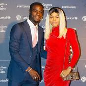 Meet Eric Bailly's Ivorian Beautiful Wife and His Two Sons
